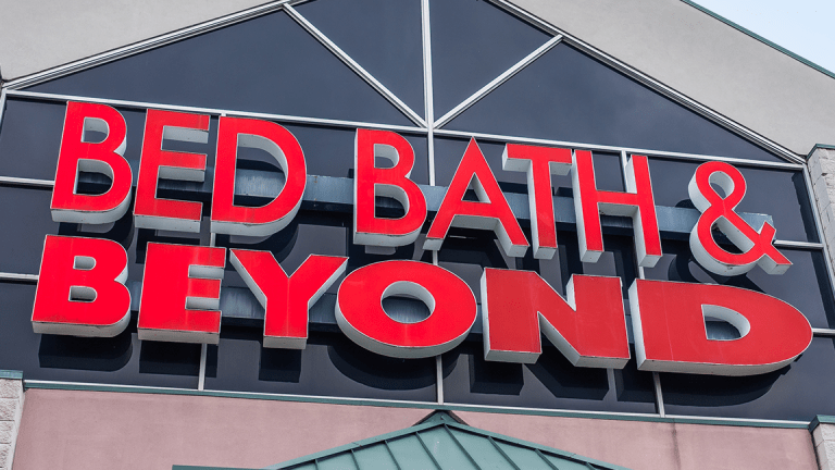 Bed Bath & Beyond Shares Fall Despite Earnings Beat