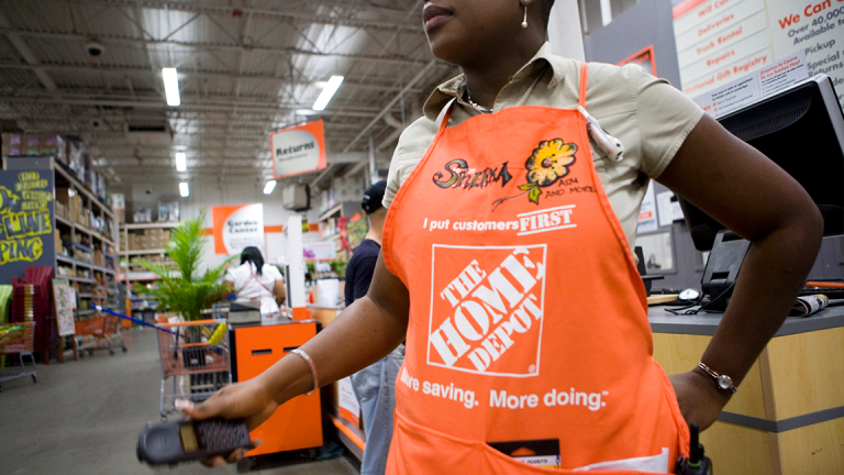 Home Depot Pullback May Be a Buying Opportunity