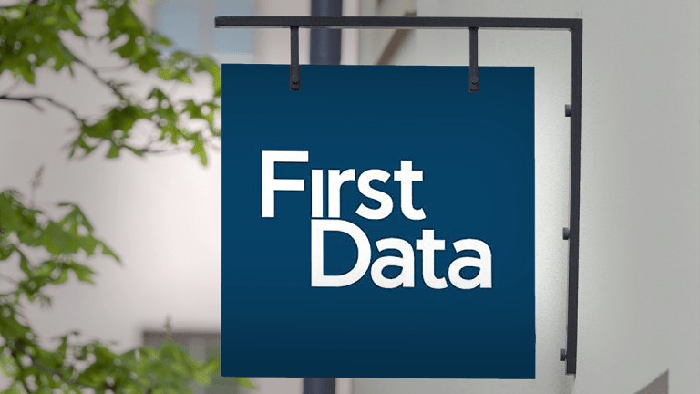 First Data Drops on Lower-Than-Expected Earnings, Reduced Guidance