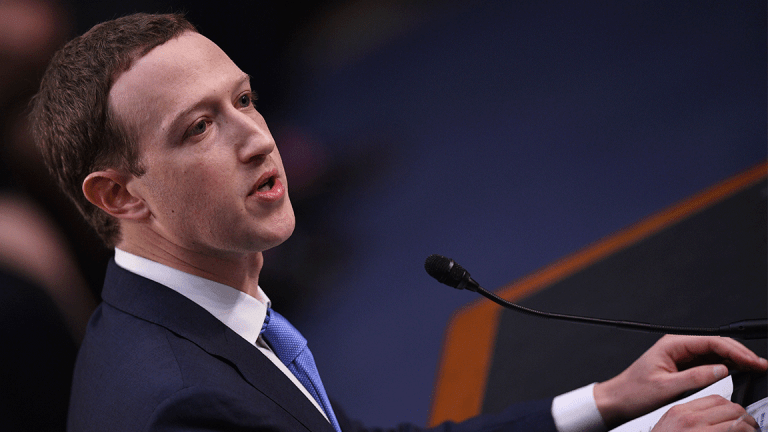 Facebook CEO Mark Zuckerberg Meets With Trump