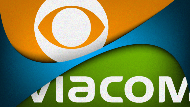 CBS and Viacom Slide on Post-Merger Analyst Downgrade