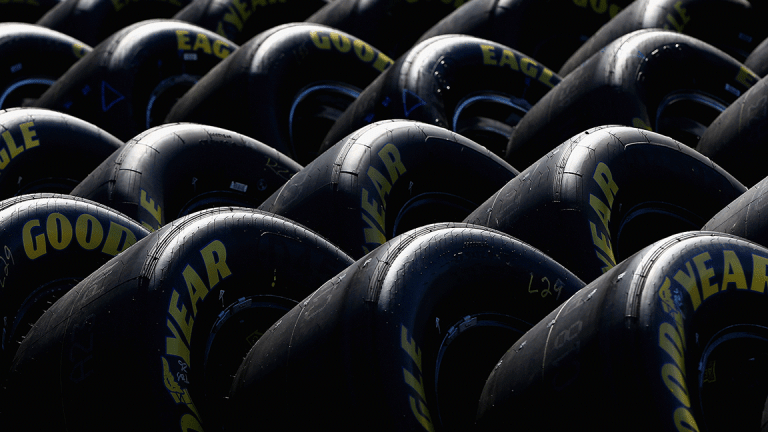 Goodyear on Pace for Worst Day Since 2011 on Downward Guidance Revision