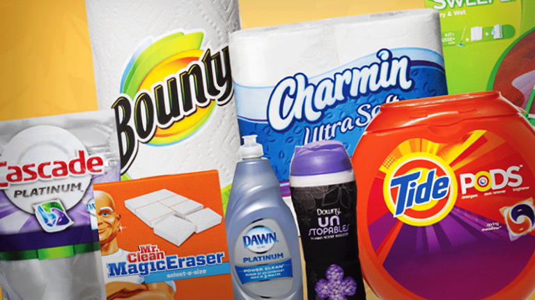 Sell Procter & Gamble on Strength Up to Its All-Time High