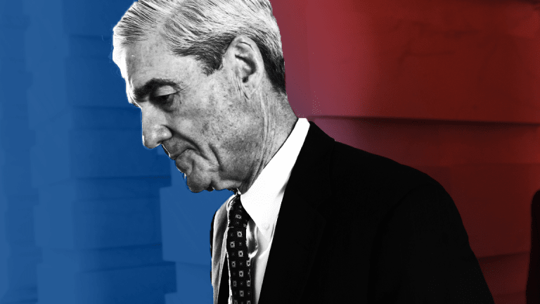 Special Counsel Mueller: Charging Trump With a Crime Wasn't an Option