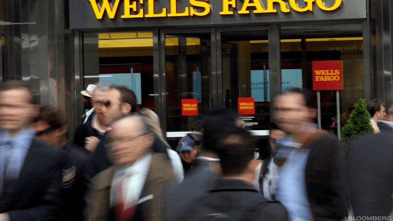 Wells Fargo Names Banking Veteran Charles Scharf as New CEO: Shares Gain
