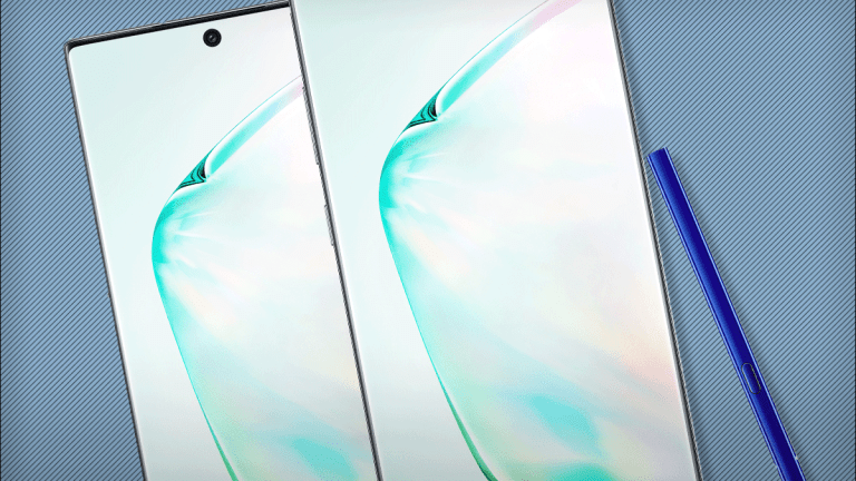 Samsung Unveils New Galaxy Note 10 Phones, Including a 5G Model