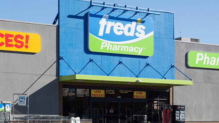 More Bad News for Fred's After It's Removed From S&P SmallCap 600 Index