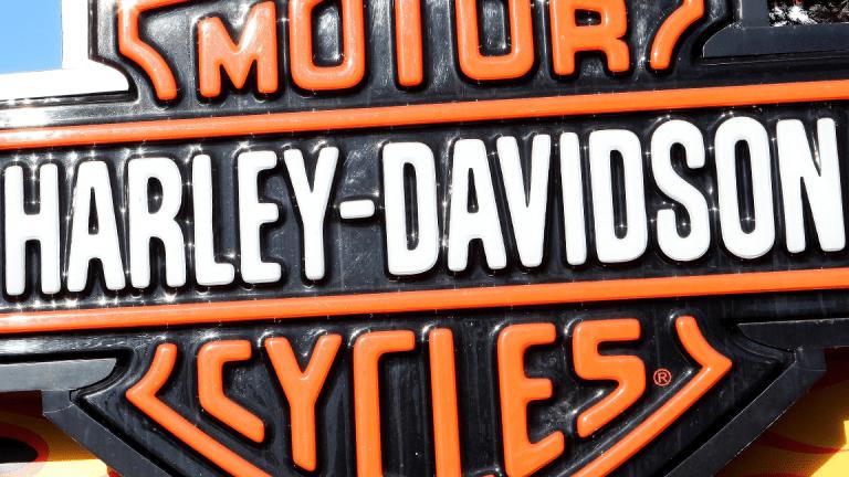 Harley-Davidson to Report After Enduring Trump Tariff Tirade