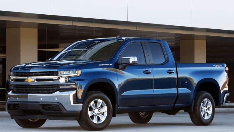 General Motors Third-Quarter Sales Rise 6.3%, Led by GMC and Buick