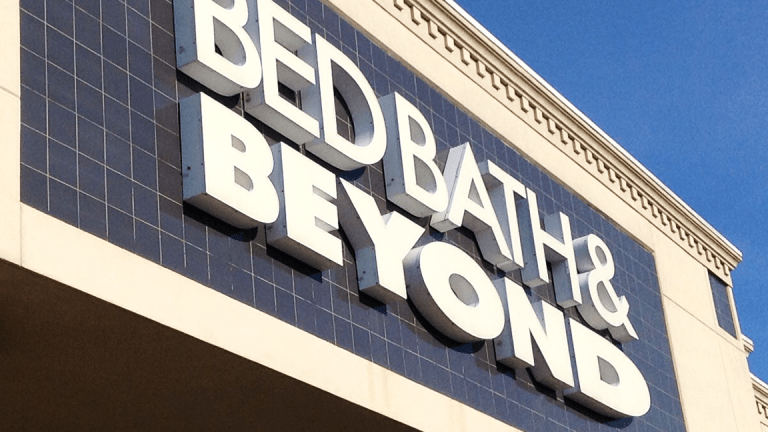 Bed Bath & Beyond Shares Trade Higher on Analyst Upgrade