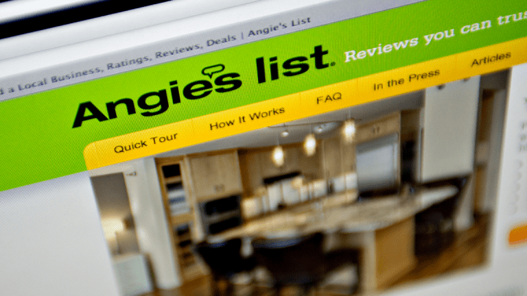 CEO of Angie's List and HomeAdvisor Parent: We're Investing for the Long Haul