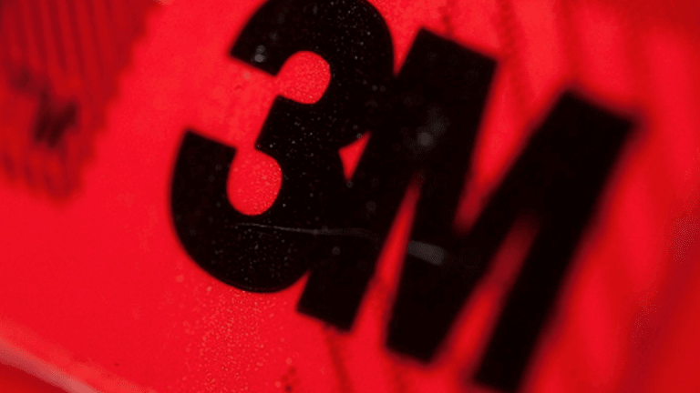 3M Shares Slide After RBC Cuts Price Target, Lowers Rating to 'Sector Perform'