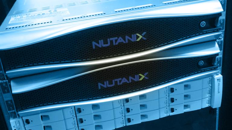 Nutanix Plunges on Revenue Miss, Weak Fourth-Quarter Guidance