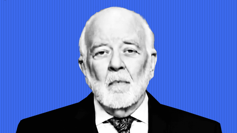 Five-Decade Wall Street Gadfly Dick Bove Starts New Career Buying Stocks
