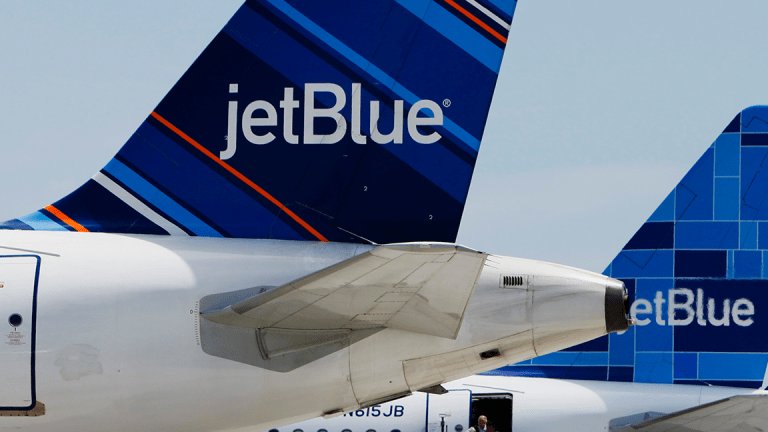J.P. Morgan Upgrades JetBlue Shares to Overweight, Pares Alaska Air to Neutral