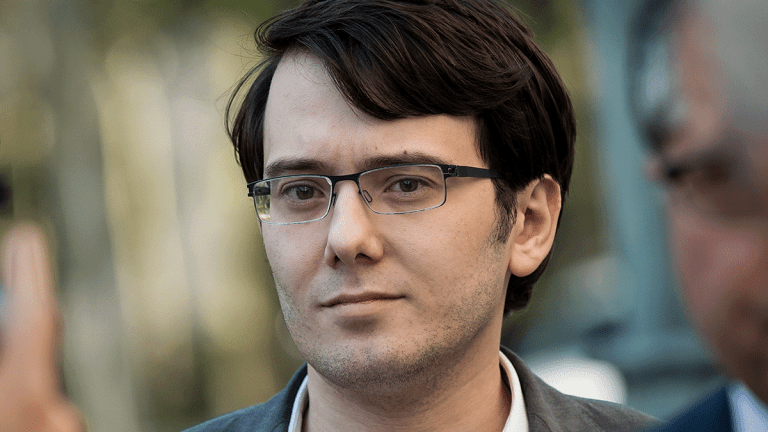 Federal Appeals Court Upholds 'Pharma Bro' Conviction