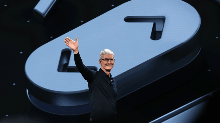 Apple's Big Services Launch Event -- Blog