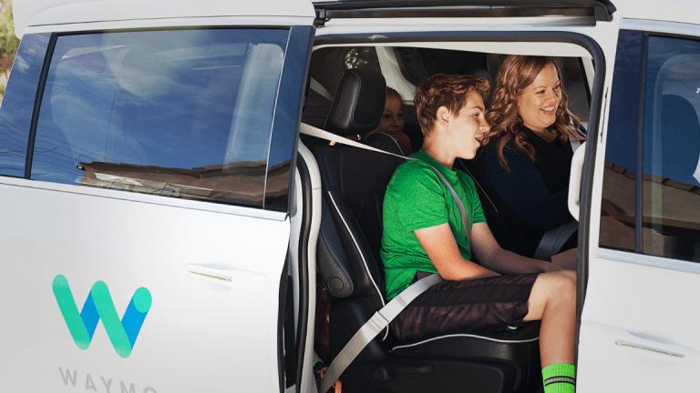 Alphabet's Waymo Brings Back Autonomous Trucks to Arizona
