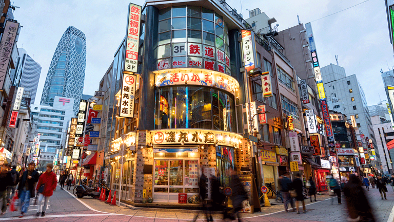 Short-Sale Portfolio Made Up of Japan's Corporate Cheats
