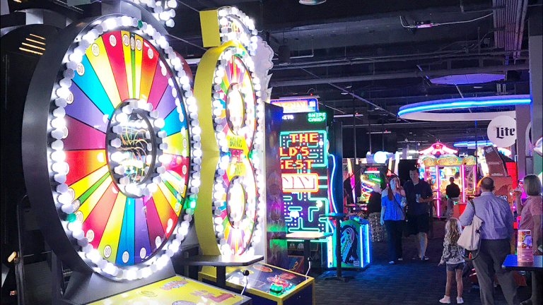 Dave & Busters Slumps After Trimming Full Year Guidance Following Q2 Earnings