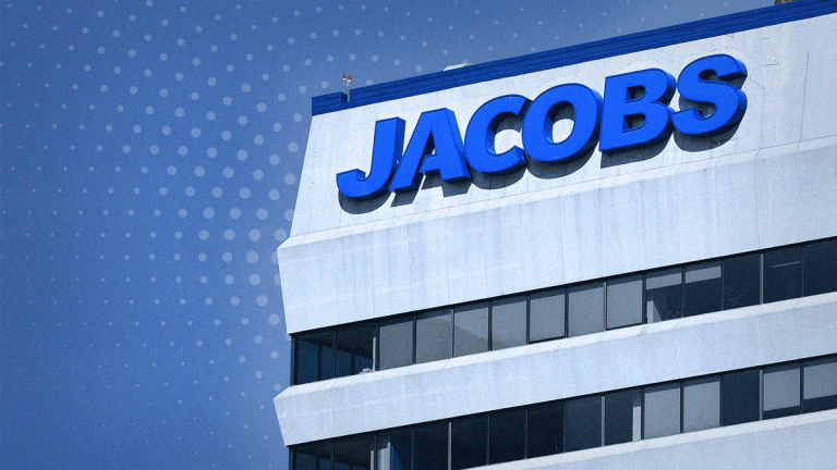 Jacobs Engineering Rises on Third-Quarter Earnings Beat