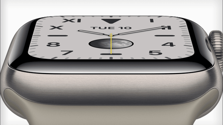 Apple Extends Smartwatch Lead as Watch Series 5 Reviews Roll In