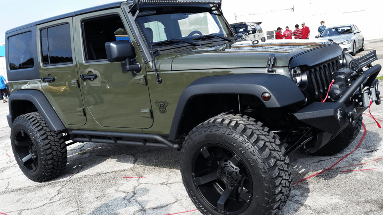 Here's Why It's So Expensive to Buy a Used Jeep