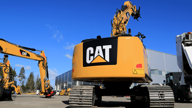 Caterpillar's Stock Touches Record Thanks to This Investment Bank's Call