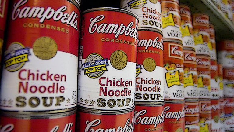Book Profits on Campbell Soup on Solid Earnings Beat