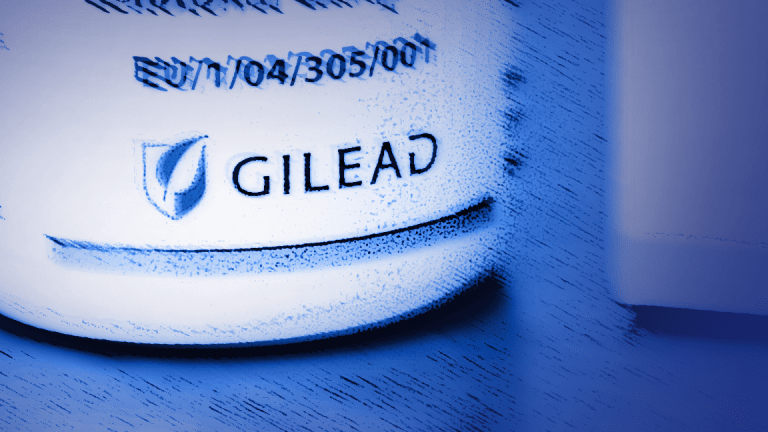 Gilead Sciences Has Right Prescription on First-Quarter Earnings