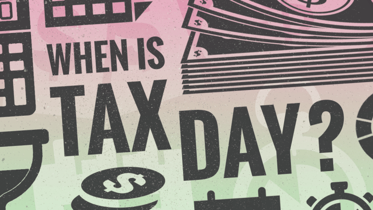When Is Tax Day in 2020?