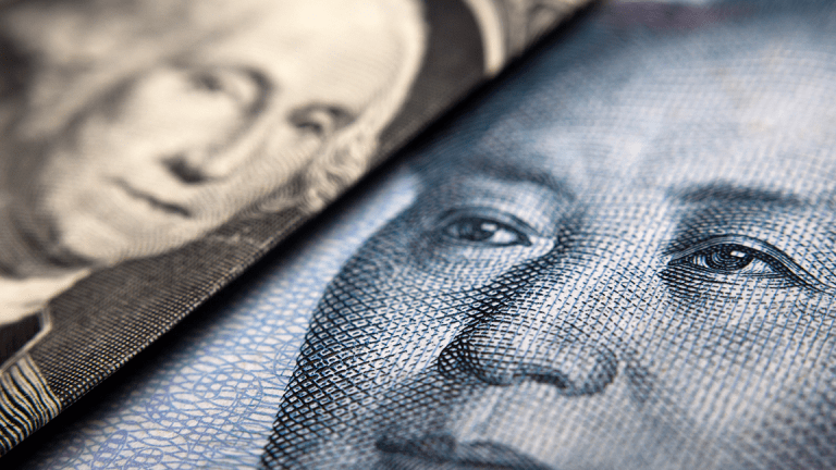Yuan Devaluation Triggers Fed Rate Cut Bets, Dollar Intervention Risk, Trump Ire