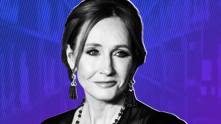 What Is J.K. Rowling's Net Worth?