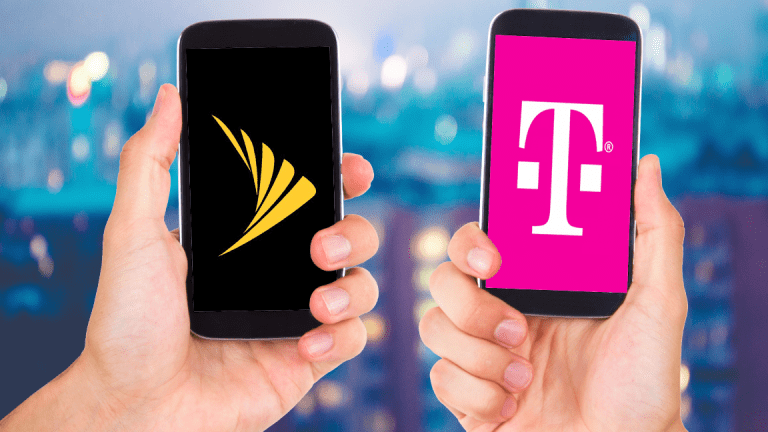 T-Mobile Stock Could Surge 43% to $90 on Deal With Sprint