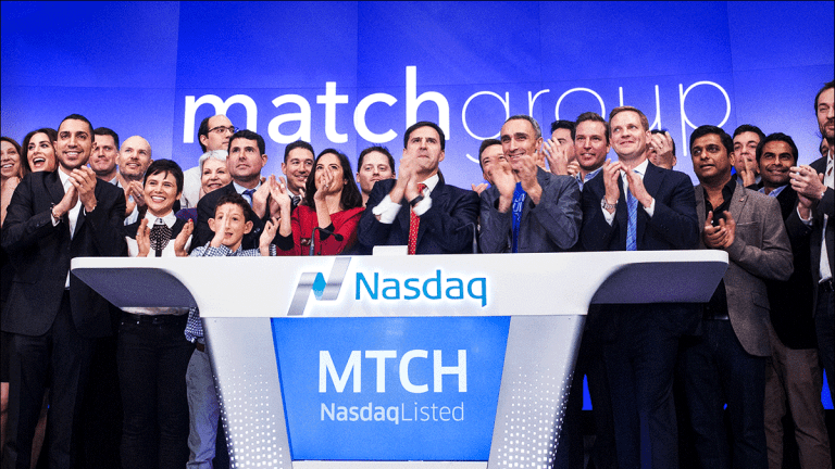 Match Group Initiated at Buy With a $95 Price Target at Citigroup