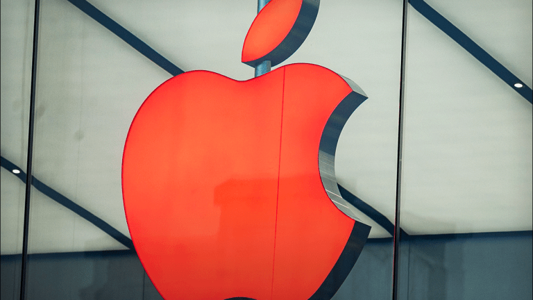 How to Trade Apple Ahead of a Sellable 'Key Reversal'
