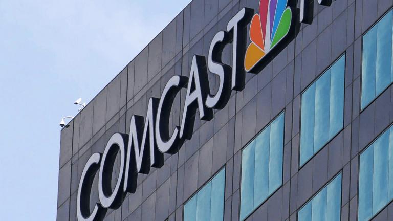 Comcast Stock Slips Despite Bullish Guggenheim Note