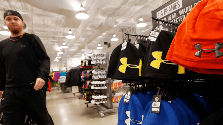 Under Armour Is Upgraded to Conviction Buy at Goldman Sachs