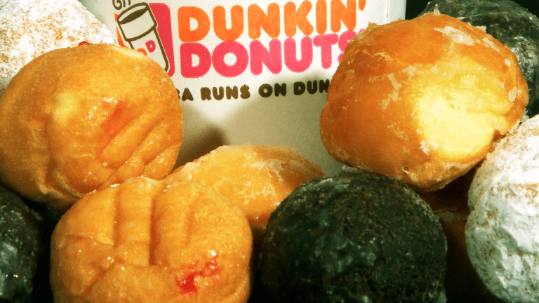 Dunkin' Donuts Drops 'Donuts' from Its Name (But Not Its Shelves)