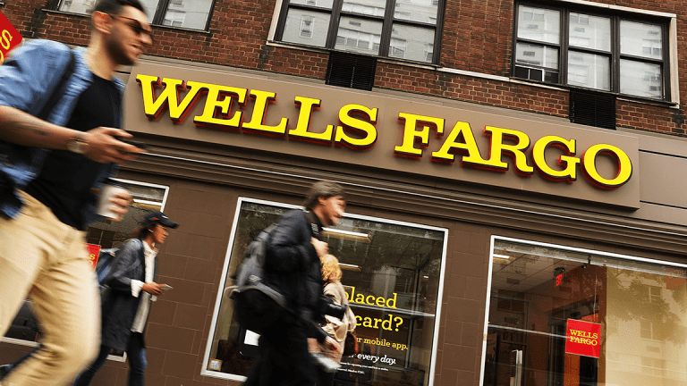 Wells Fargo Profit Rises Less Than Expected as Scandals Drag On