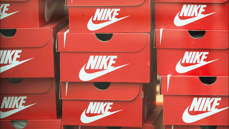 Nike Shares Bounce on BAML Upgrade, Price Target Increase on Brand Potential