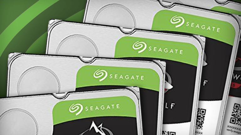Seagate Technology Drops on Weak Guidance