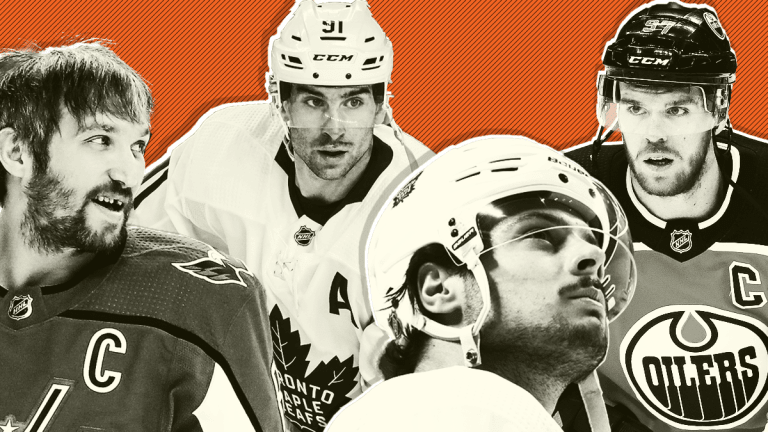 30 Highest Paid NHL Players