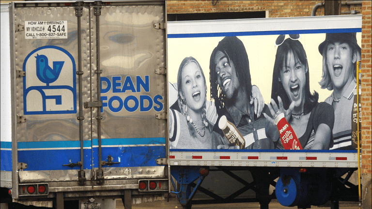 Dean Foods Files Chapter 11, Seeks to Sell Assets to Dairy Farmers of America