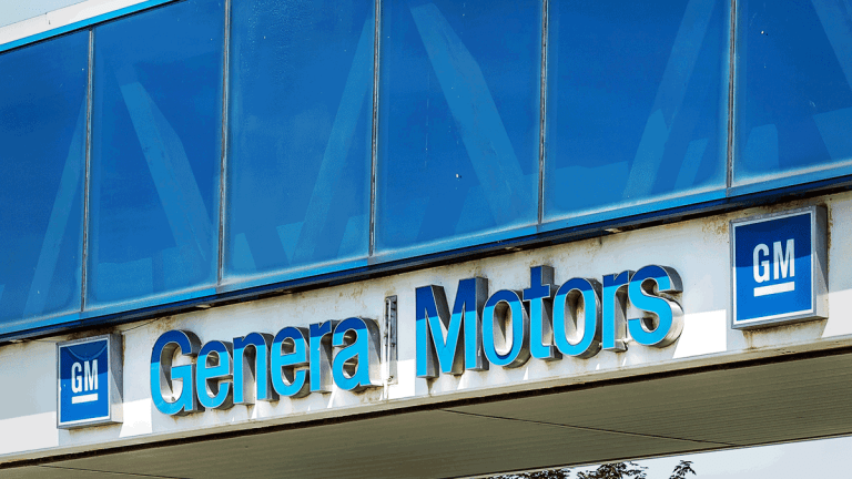 General Motors Issues Recall on 3.5 Million Vehicles to Fix Braking Issues