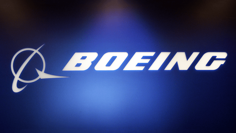 Boeing Falls Most on Dow as Arrest of China Exec Worsens Trade Fears