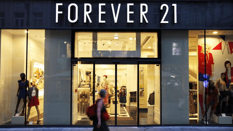 Forever 21 Calls Report of Imminent Bankruptcy Filing 'Inaccurate'