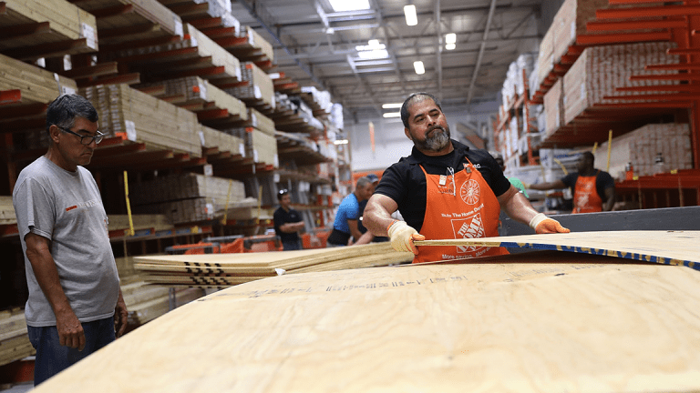Home Depot CFO: We Have Barrier Islands Around Us That Protect Us From Amazon