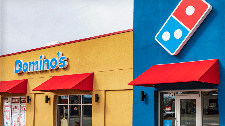 Domino's Pizza Rebounds, but Stock Isn't Out of the Woods Yet