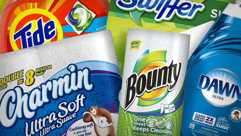 Procter & Gamble Is a Buy-the-Dips Stock This Fall